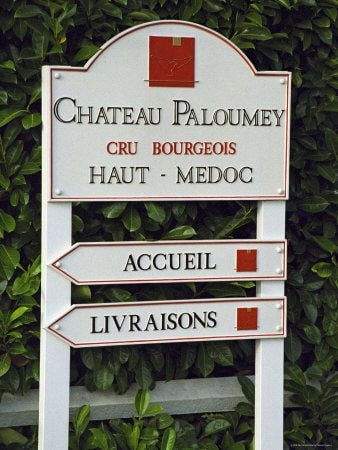 Chateau Paloumey, Cru Bourgeois, Bordeaux, France