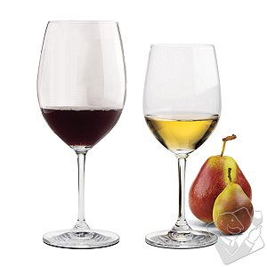Riedel Vinum Crystal Wine Glasses